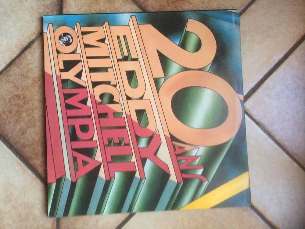 Double vinyls 33 tours Eddy Mitchell  18 Neuves-Maisons (54)