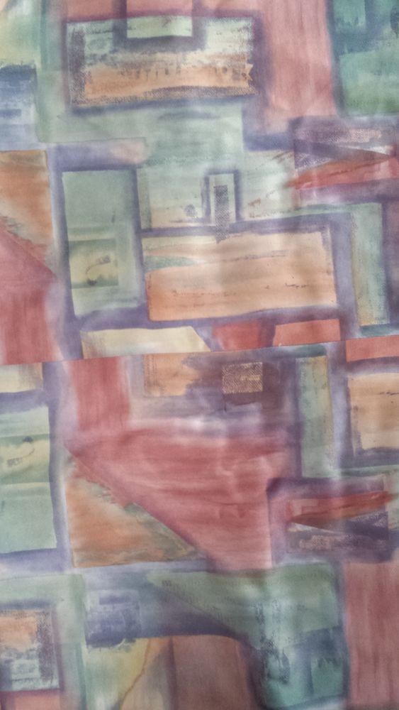 doubles rideaux imprimés 15 Brunoy (91)