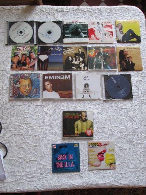 Doubles CD et singles lot n°2 1 Herblay (95)