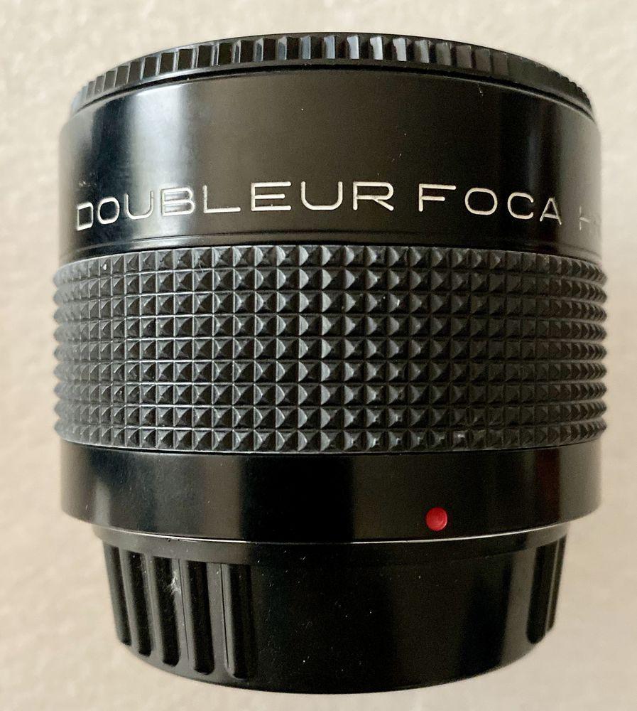 Doubleur de focale FOCA HR7 APK 50 Joué-lès-Tours (37)