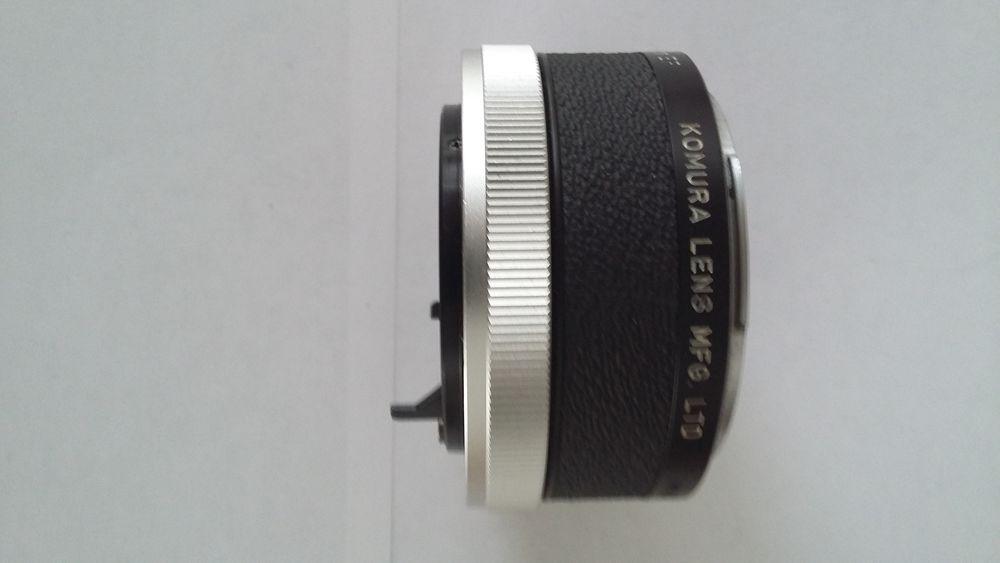 Doubleur de focale pour objectif CANON FD pour FTb-QL  20 Lyon 7 (69)