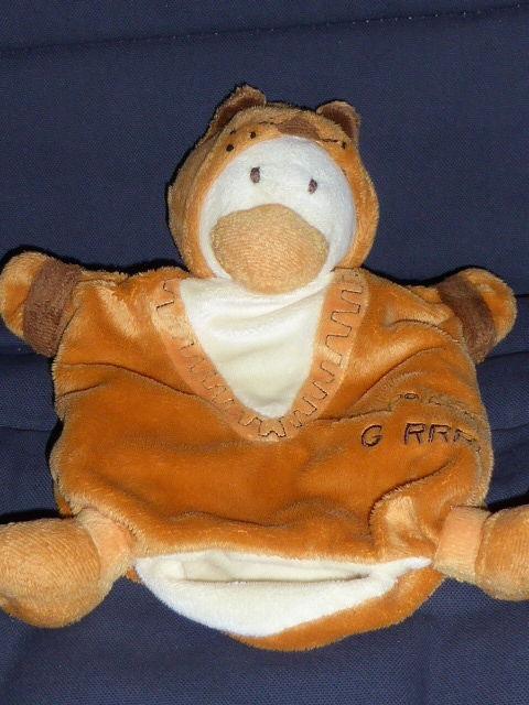 Doudou et compagnie marionnette poussin renard 7 Rueil-Malmaison (92)