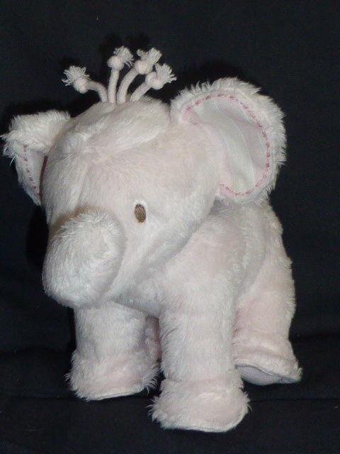 Doudou éléphant rose Ferdinand Tartine et Chocolat 8 Rueil-Malmaison (92)