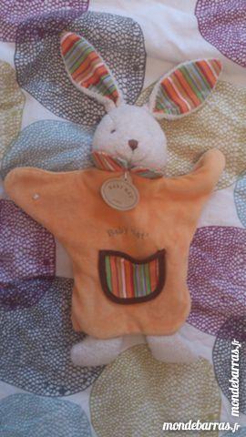 Doudou lapin bébé 2 Reims (51)