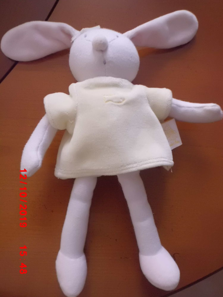 DOUDOU LAPIN ROSE MOULIN ROTY 15 Oignies (62)
