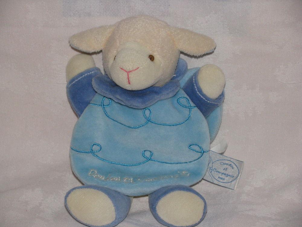doudou mouton agneau GASTON  doudou et compagnie  3 Bayonne (64)