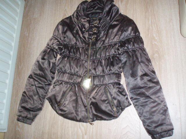 doudoune couleur marron taille 38...10euros 10 Amiens (80)