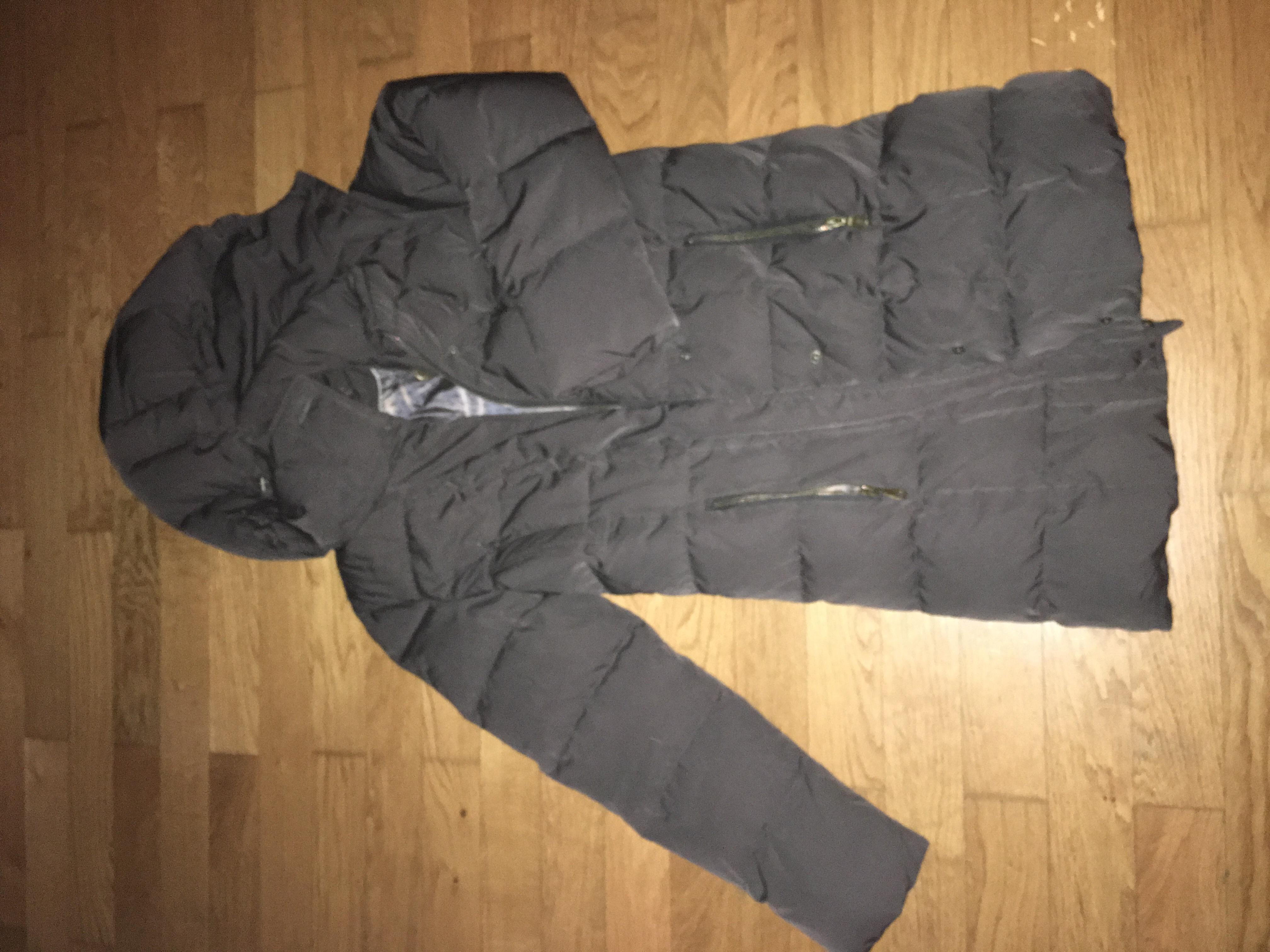 Doudoune marron glacé 30 Bourg-la-Reine (92)