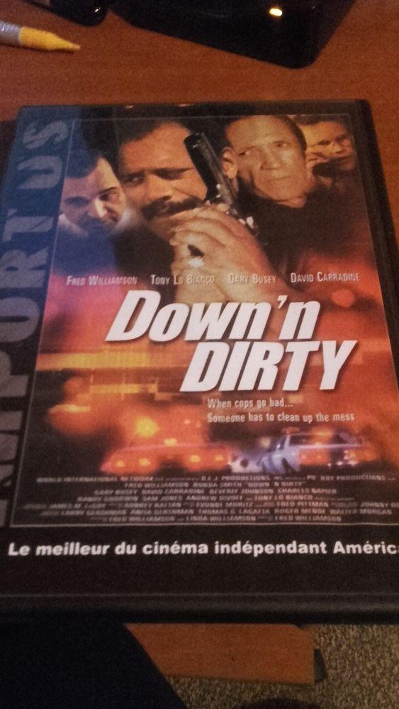 DVD Down'n Dirty. Livraison possible 1 Rixheim (68)