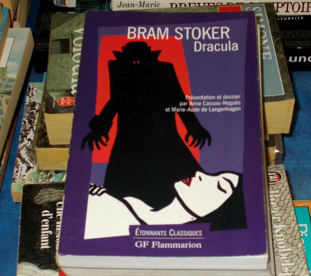 Dracula de Bram Stoker Flammarion 4 Monflanquin (47)
