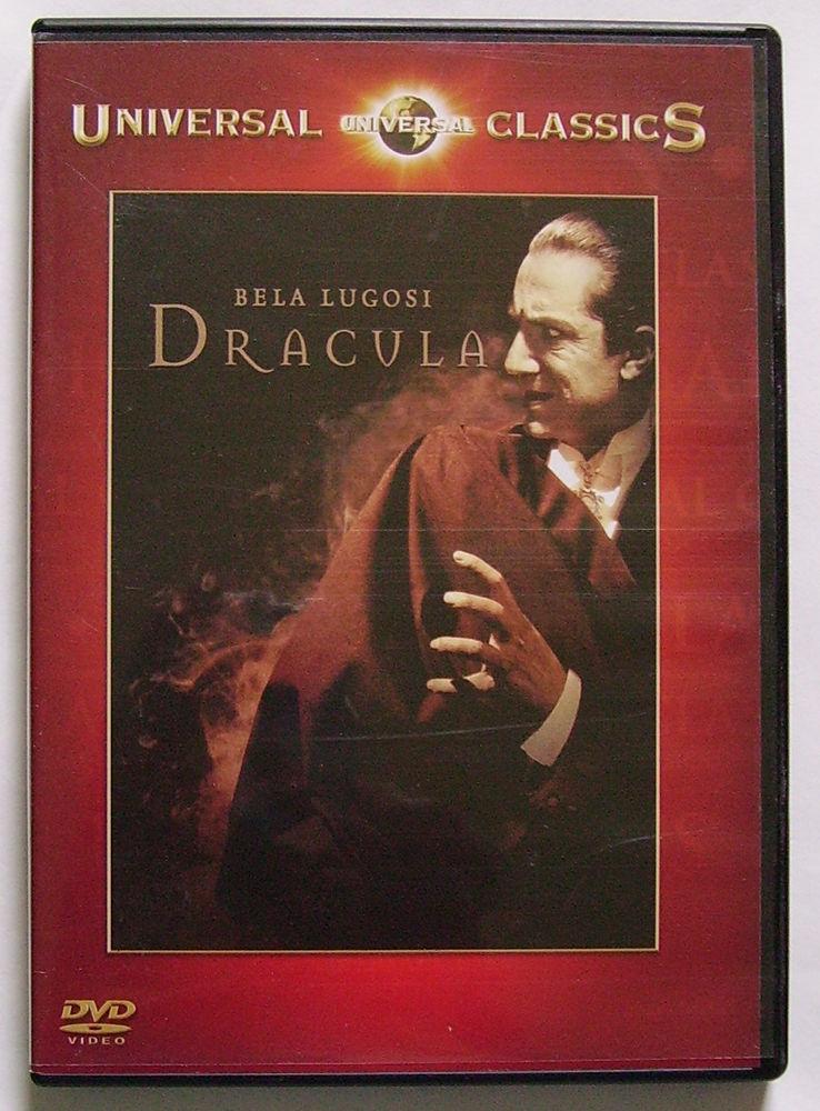 DVD Dracula DVD et blu-ray