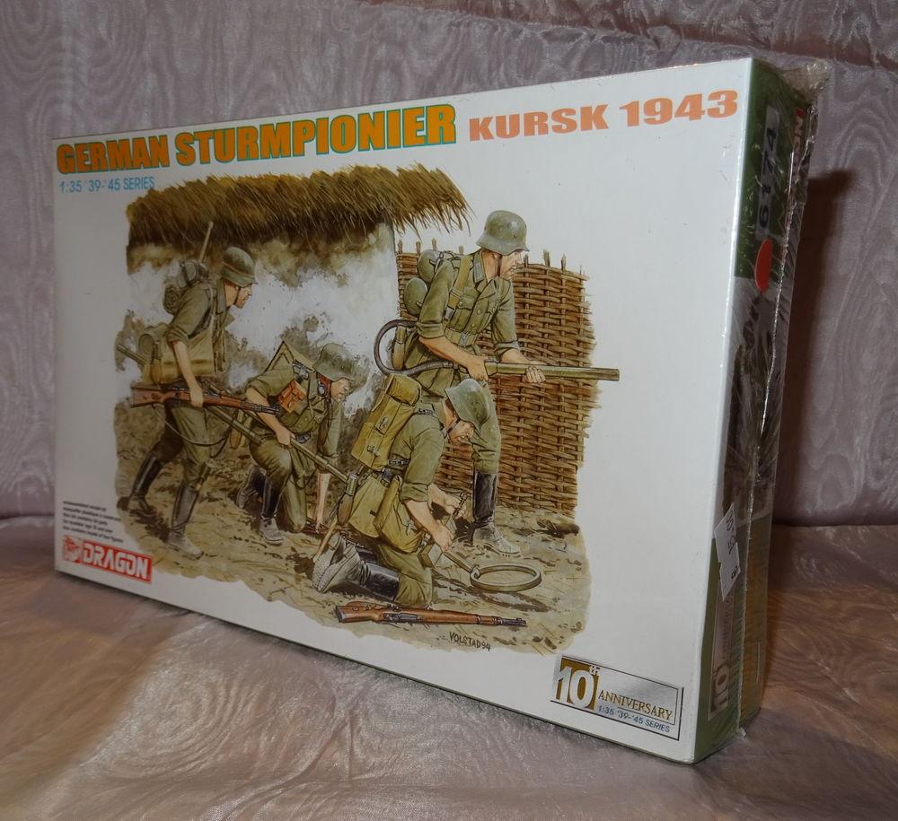 DRAGON 6171 CROSS OF IRON EASTERN FRONT 1944 NEUF BO 14 Sergines (89)