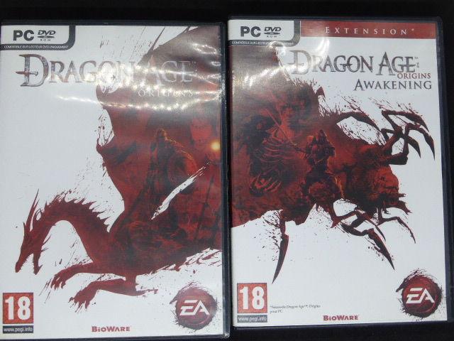 Jeu PC Dragon Age Origins + Awakening extension 10 Rueil-Malmaison (92)
