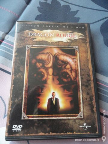 Dragon rouge - Edition Collector 2 DVD 5 Strasbourg (67)
