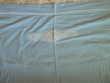 drap coton brodé Décoration