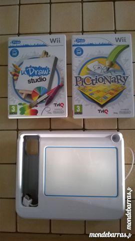U DRAW Studio+ tablette + jeu Pictionnary Consoles et jeux vidéos