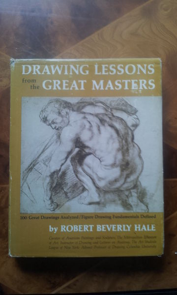 Drawing Lessons From The Great Masters. 1966 Livres et BD