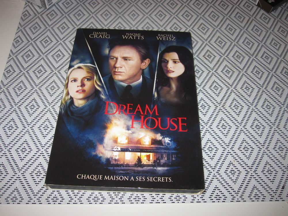 DVD  Dream House  chaque maison a ses secrets