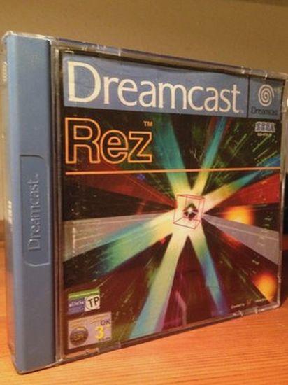 Rez sur Dreamcast 0 Mirepoix (09)