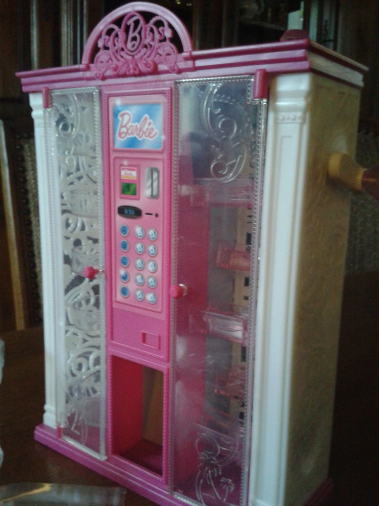 Dressing BARBIE 12 Saint-Sulpice (60)