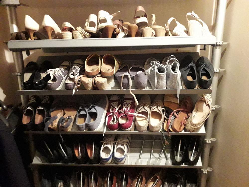 Dressing chaussures 100 Paris 13 (75)