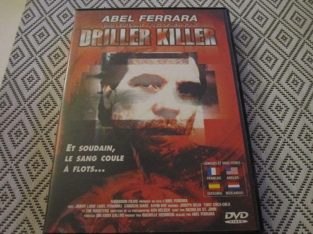 DVD : Driller Killer 1 Poitiers (86)