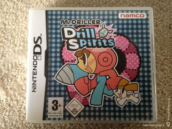 Mr Driller Spirits - Jeu Nintendo DS 7 La Grande-Paroisse (77)