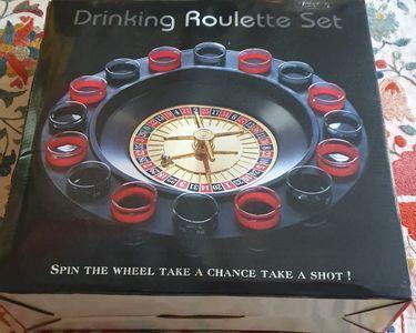 Drinking roulette set 15 Paris 19 (75)