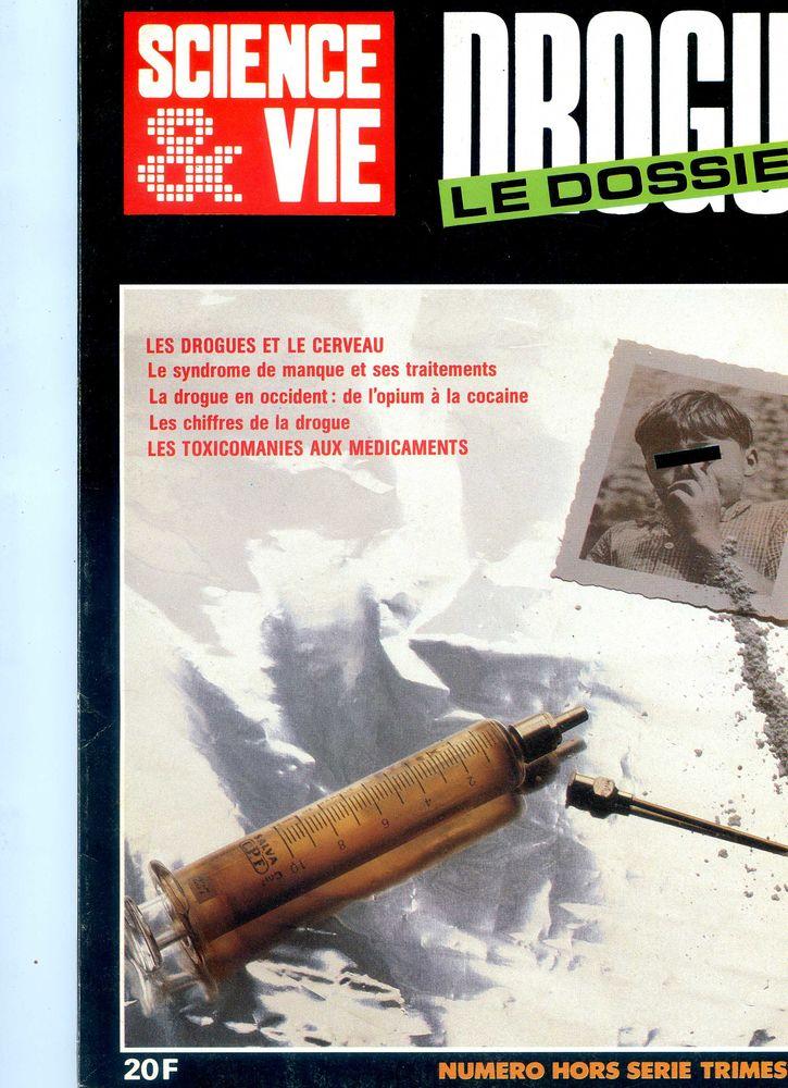 DROGUE - LE DOSSIER , 3 Rennes (35)