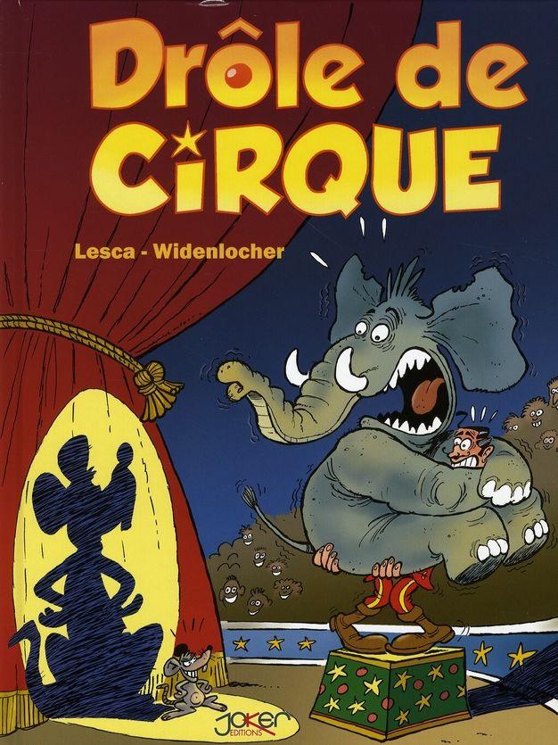 Drôle de cirque t.1 9 Saint-Genis-Laval (69)