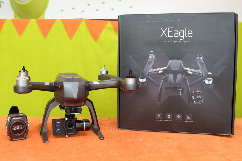 Drone Flypro xeagle sport équiper de GPS 525 Veyrins-Thuellin (38)