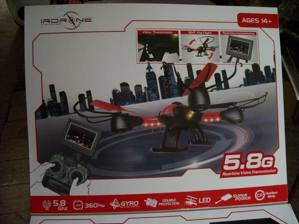 Drone  neuf  avec caméra  HD 720P. 160 Saint-Martin-sur-Lavezon (07)