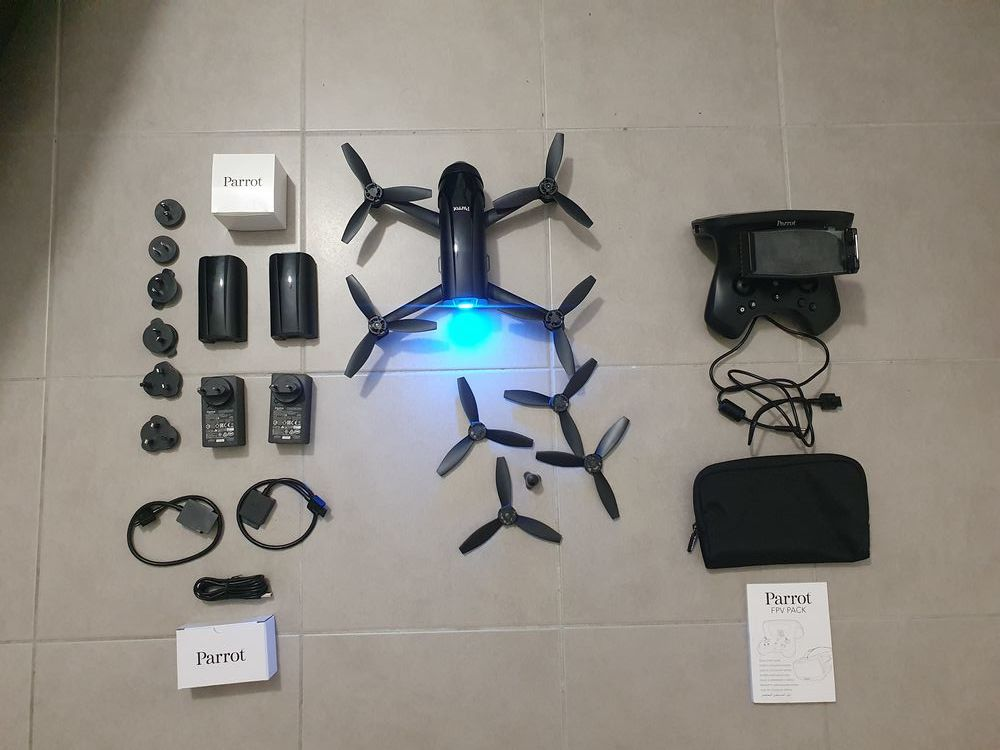 Drone Parrot Beebop 2 Special 370 Corneilhan (34)
