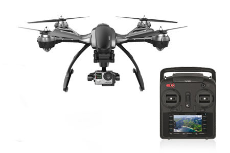 Drone semipro typhoon yuneec G rtf 700 Bordeaux (33)