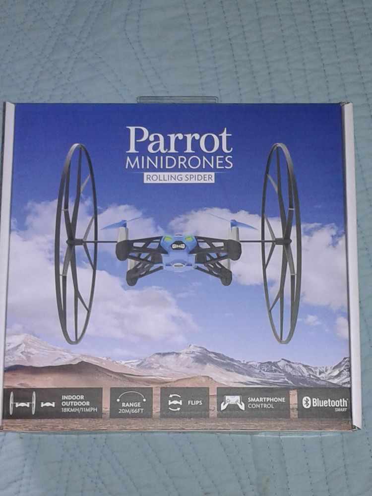 DRONE VOLANT PARROT ROLLING SPIDER BLEU NEUF EMBALLE 55 Montpellier (34)