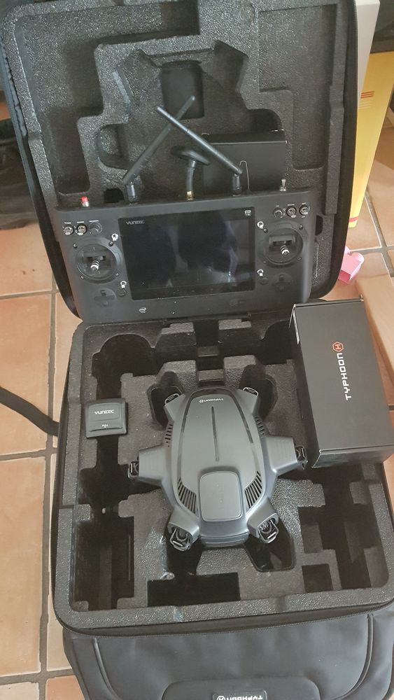 Drone Yuneec typhoon h pro 2800 Mondragon (84)