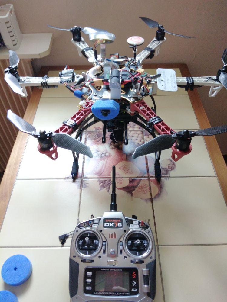 drone F 550 DJI 450 Charenton-le-Pont (94)