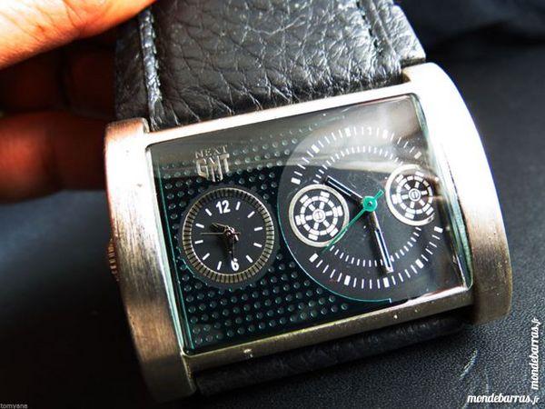 GMT DUAL TIME montre jumbo 2 fuseaux DIV0458 85 Metz (57)