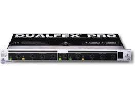 Dualfex EX2200 BEHRINGER 70 Paris 20 (75)
