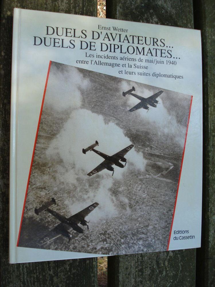 Duels d'aviateurs... Duels de diplomates... 45 Avignon (84)