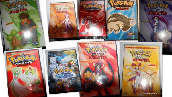dvds pokemon … 2 Beuvry (62)