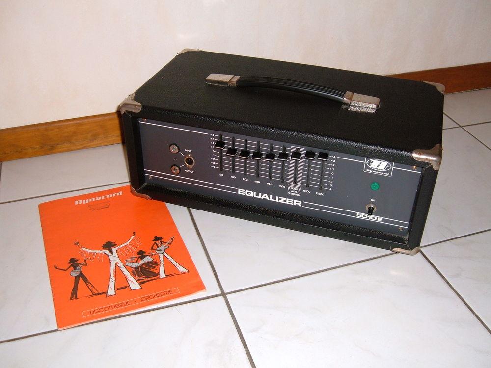 DYNACCORD (système d'amplification pour instrument ° 1970 0 Marckolsheim (67)