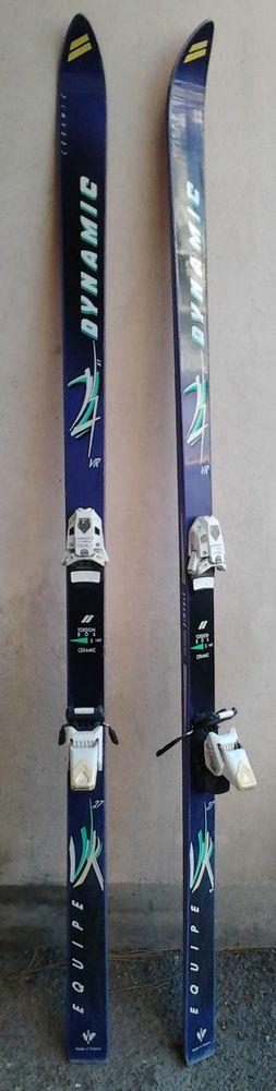Ski dynamic torsion box 182 cm  0 Gap (05)