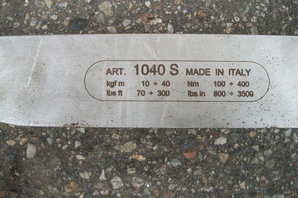 CLE DYNAMOMETRIQUE 100 Sarcelles (95)