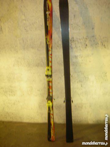 Ski Dynastar + Fixation Marker 25 Chamonix-Mont-Blanc (74)