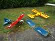 ou echange avion barons 5cm3 complet bizhuet elect Jeux / jouets