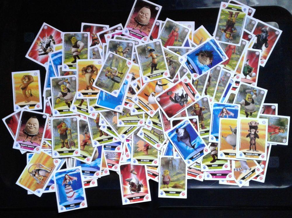 Echange ou envoi cartes DreamWorks autocollants (Cora 2011) 0 Lens (62)
