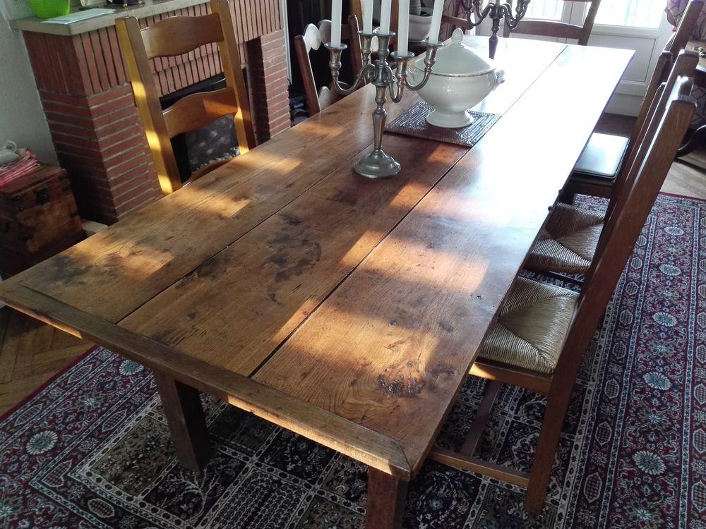 OU ECHANGE TABLE DE FERME EN ORME 600 Le Havre (76)