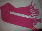 écharpe rose en lainage 2 Sète (34)