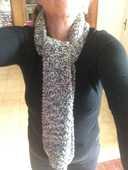 Echarpe tricotée main s 25 Nimes (30)